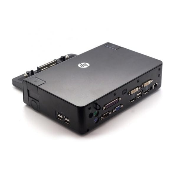 HP Docking Station NZ223AA (incl. adapter) 3