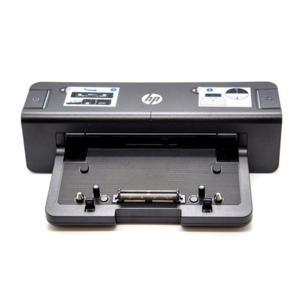 HP Business Notebook VB041AA Docking Station (incl. 230W adapter) 2